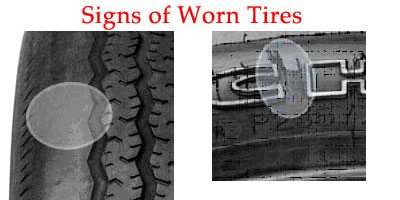 how you check to see if you need new tires cale yarborough honda. Black Bedroom Furniture Sets. Home Design Ideas