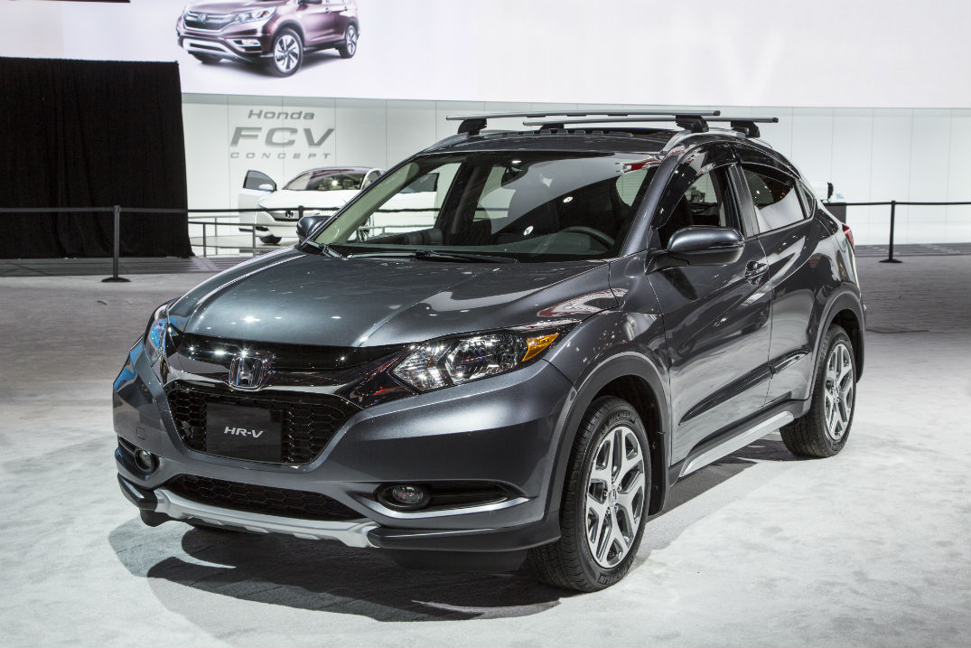 2016 honda hr v to be released in spring 2015. Black Bedroom Furniture Sets. Home Design Ideas
