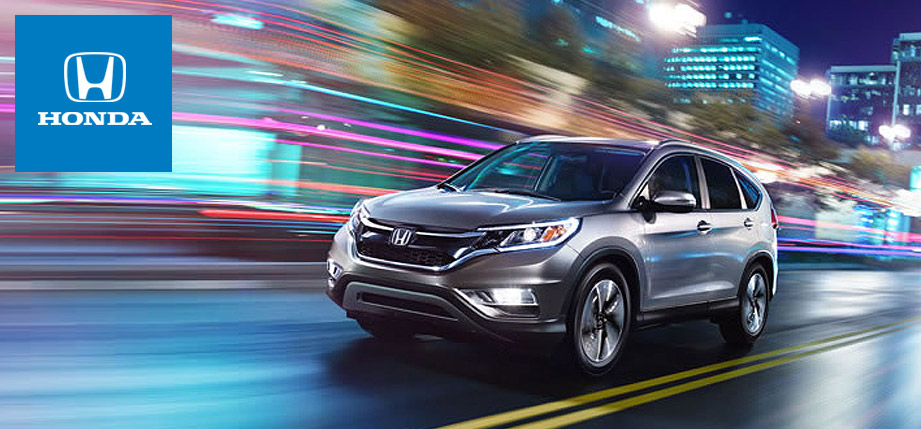 2015 Motor Trend SUV of the Year | 2015 Honda CR-V
