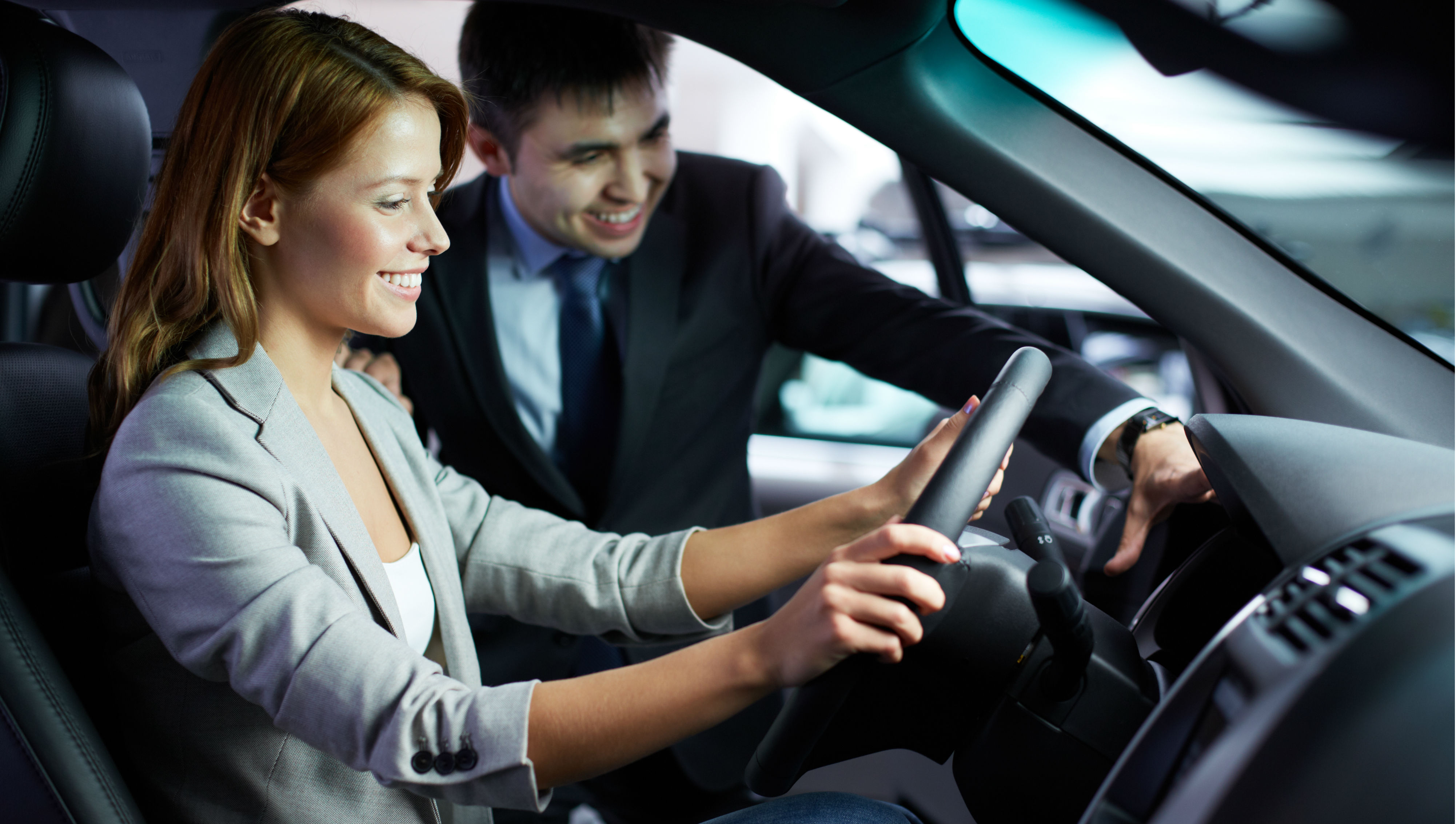 What to ask during a test drive