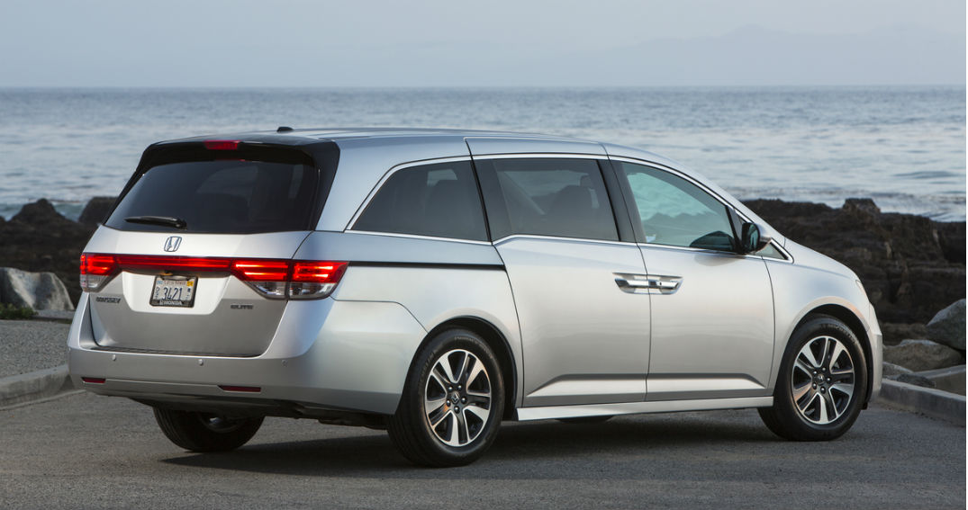Best Honda minivans for families with kids