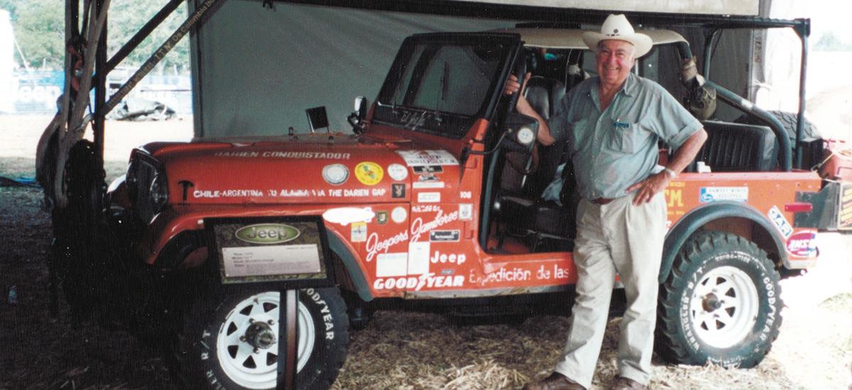 Mark A Smith: Aka Jeep Off-Road Man