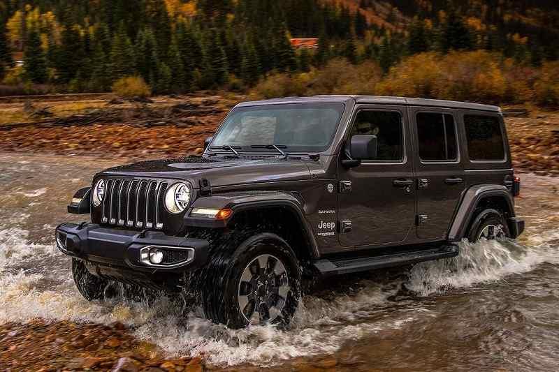 2020 Jeep Wrangler Highlights