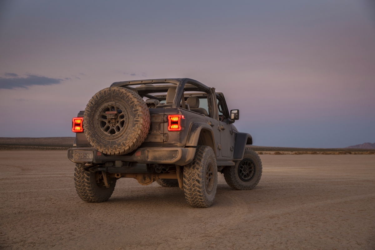 Customization is Key for the Jeep Wrangler