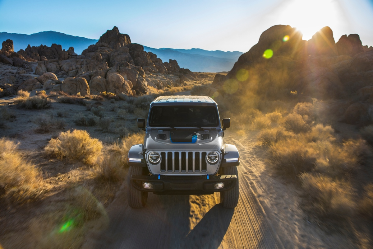 Jeep Wrangler Wins Another Best Value Award