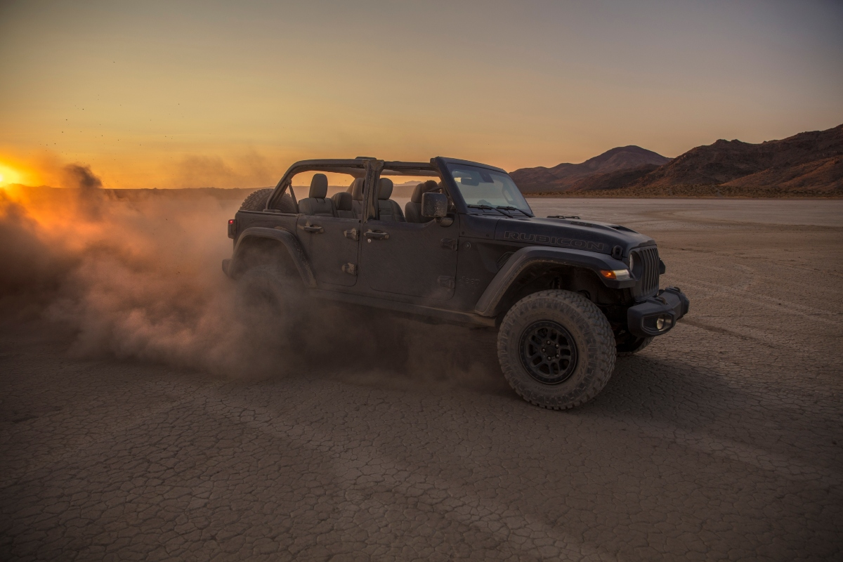 Common Off-roading Jeep Terms Every Jeeper Should Know