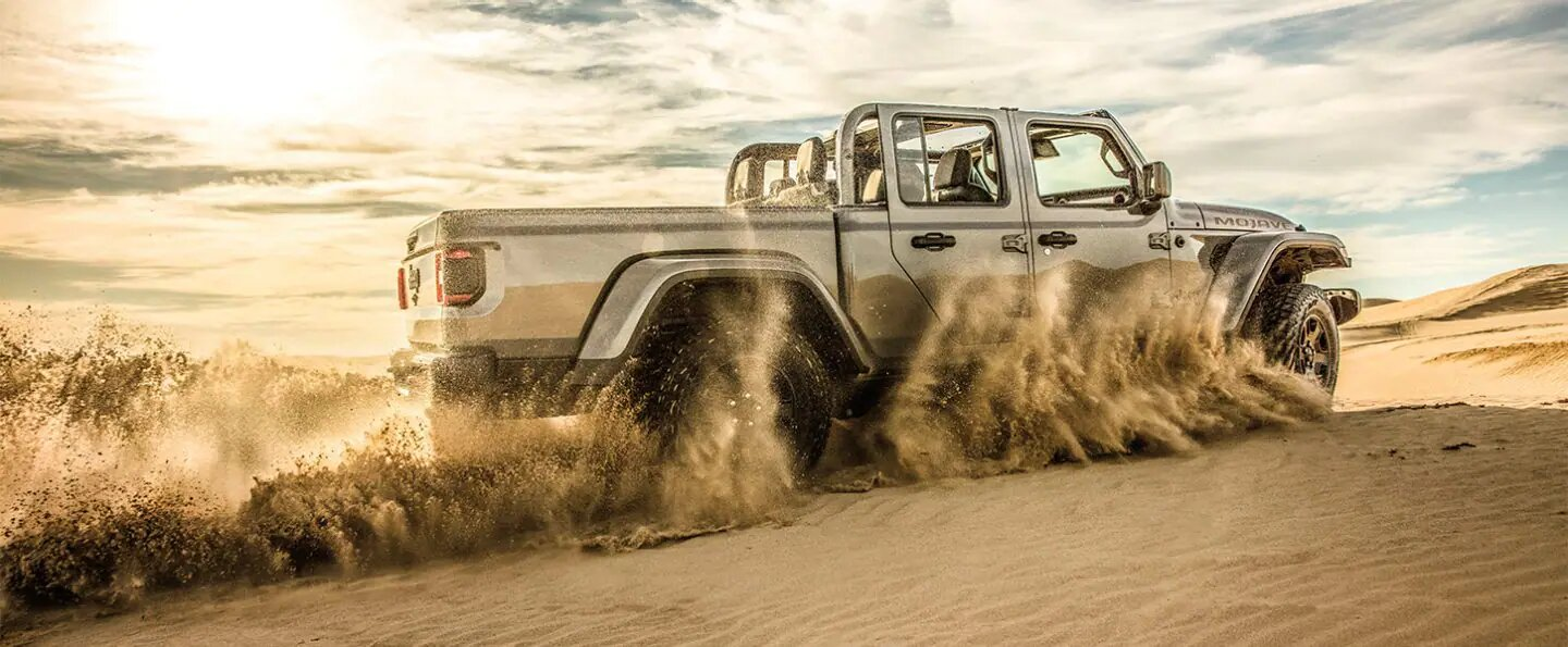 Anticipation Builds for the Newest Jeep Gladiator