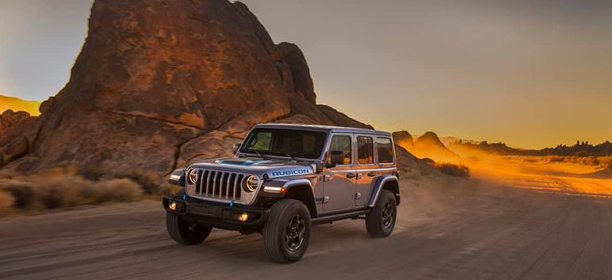 Autonomous Off-Roading Anyone? Jeep Says Yes!