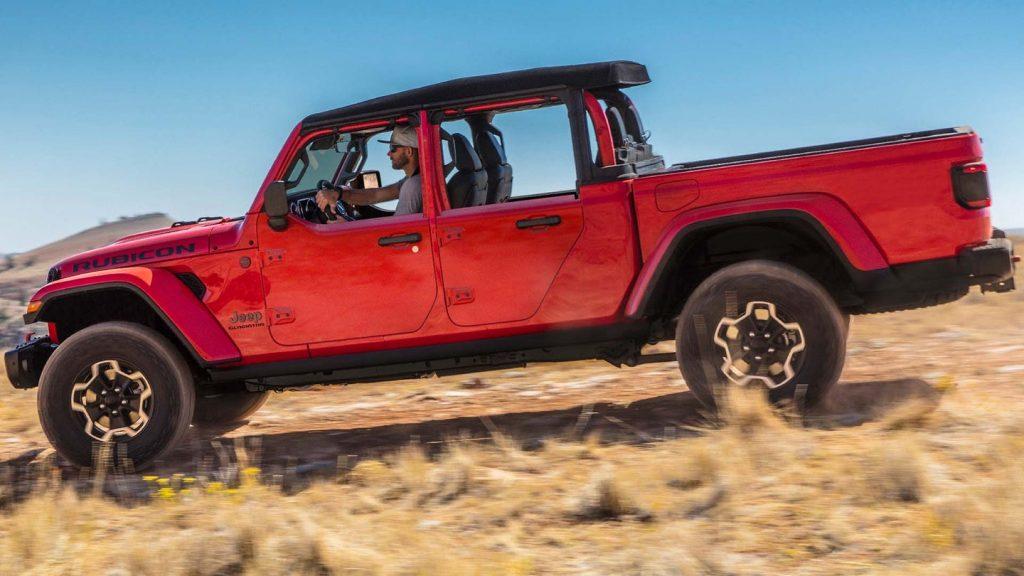Miami Lakes Automall Jeep Gladiator Dual Door