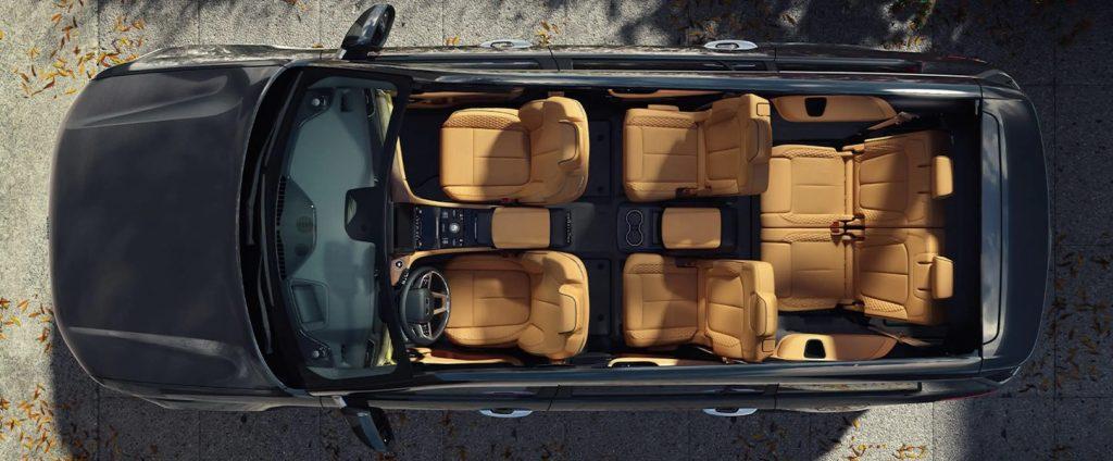 Miami Lakes Automall Jeep Grand Cherokee Interior
