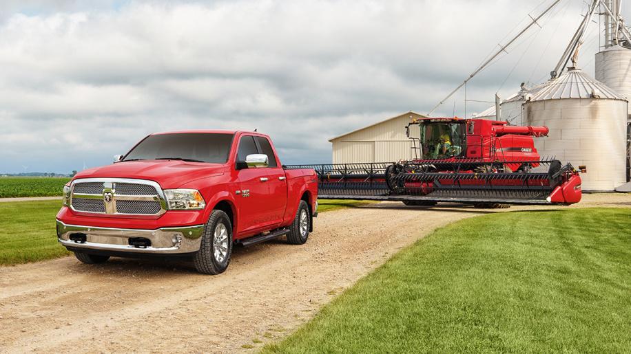 ram trucks harvest edition miami lakes