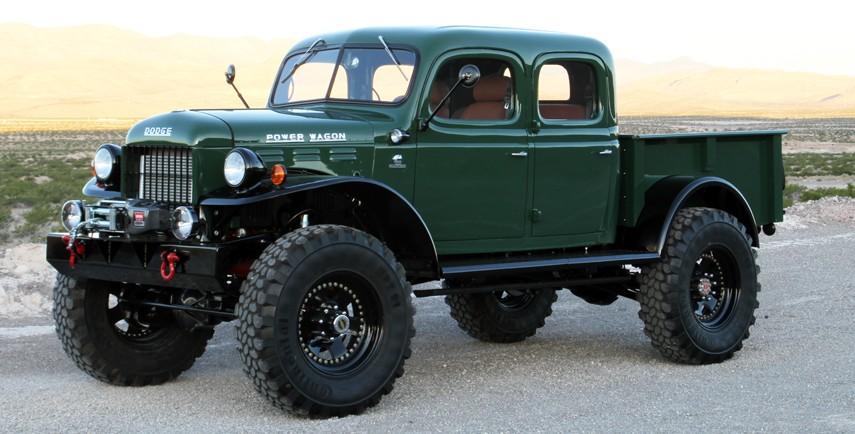 1945 ram power wagon miami lakes automall