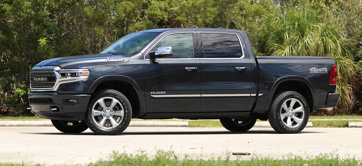 2019 Ram 1500 Limited Miami Lakes Automall