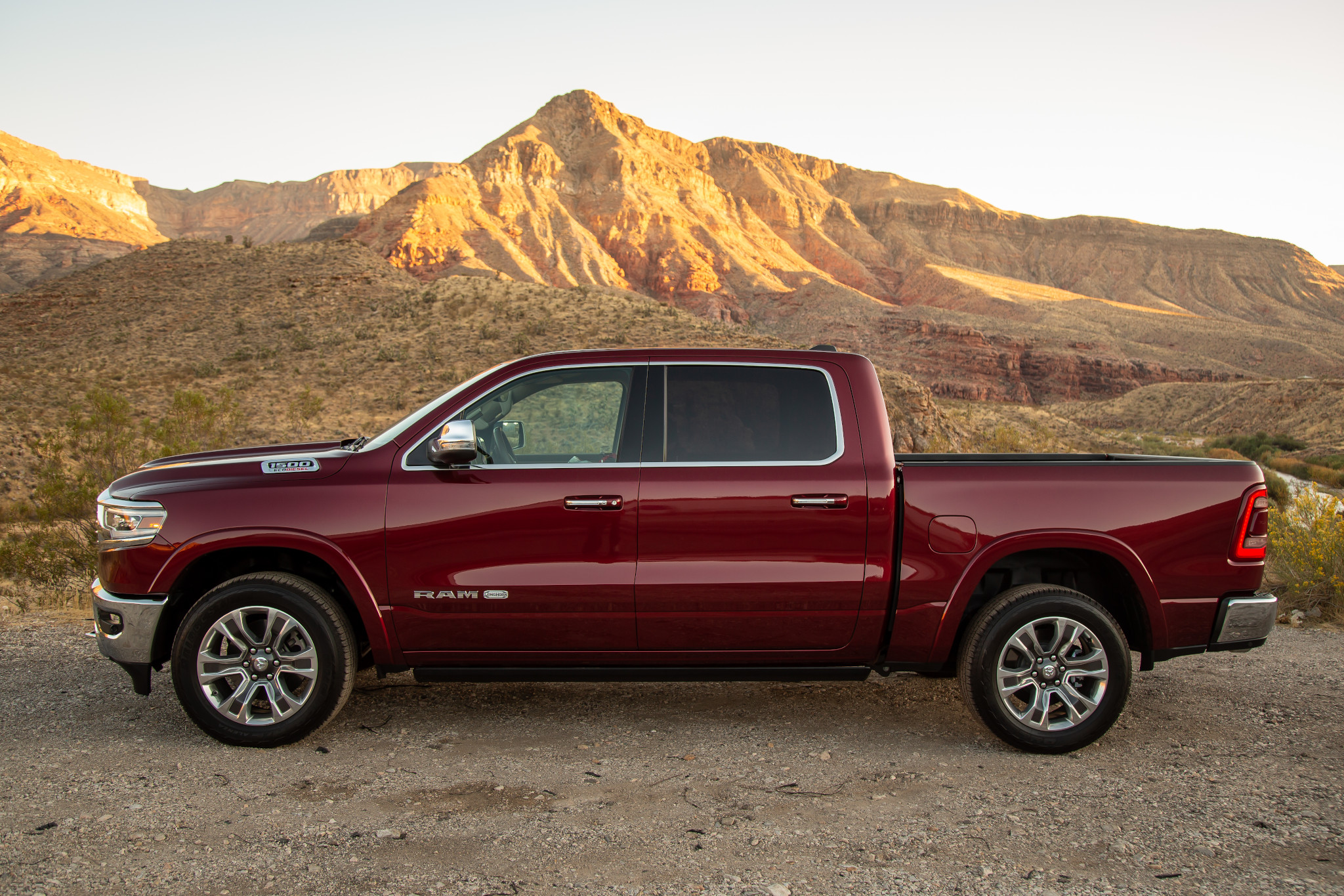 Ram Reports Record Sales For 2019