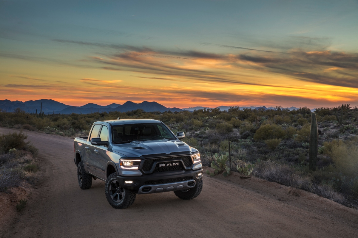 Five Parts and Accessories From Mopar That Take the 2021 Ram 1500 to New Heights