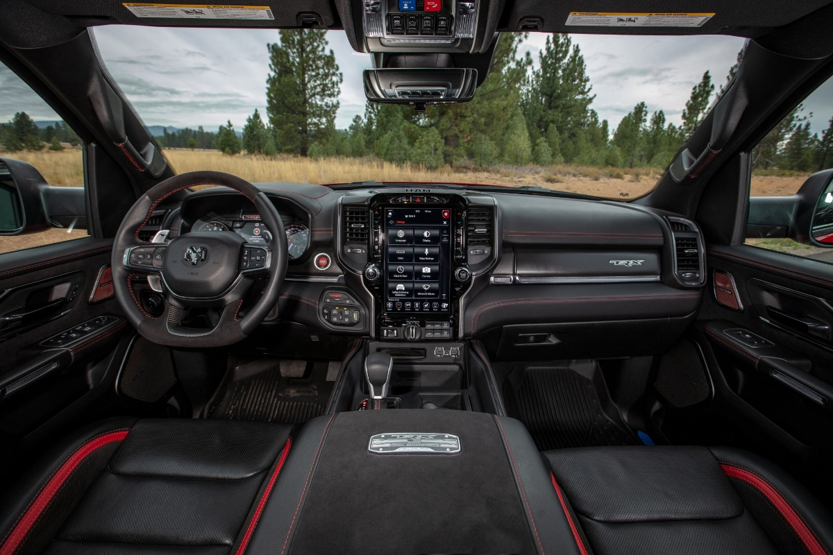 Here's Where the Ram 1500 Really Shines
