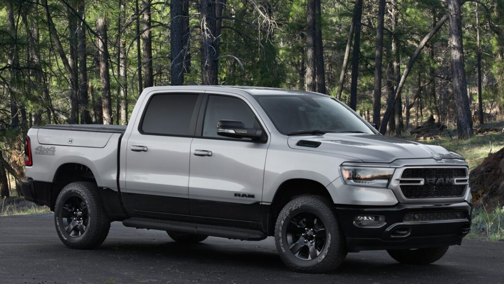 Ram to release 2022 Ram 1500 BackCountry Edition