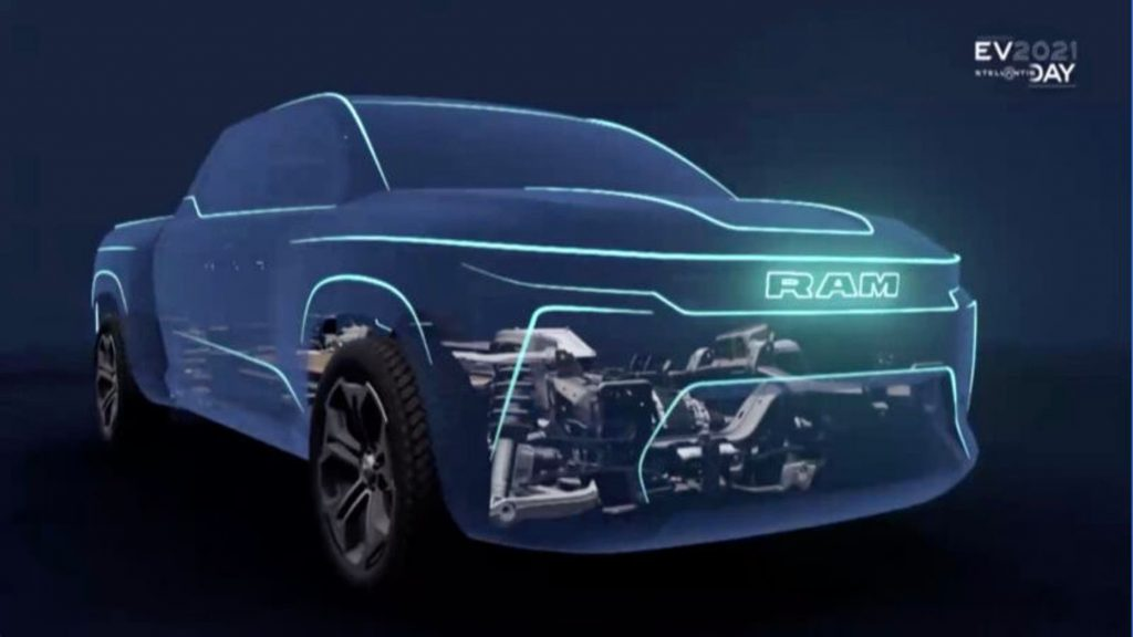 Ram to Compete in EV Sector with its First All-Electric Pickup