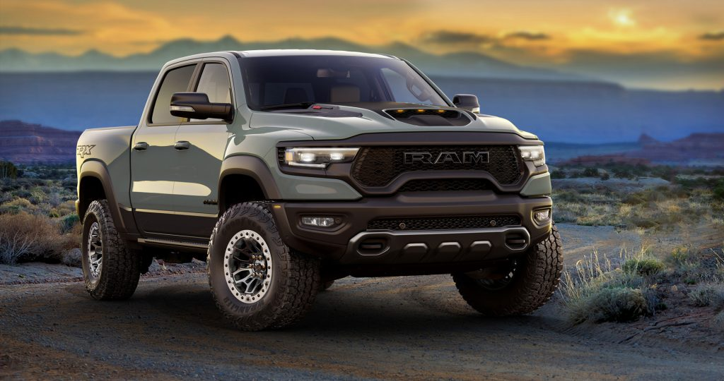 A Breakdown of the 2021 Ram 1500's Towing Capacities