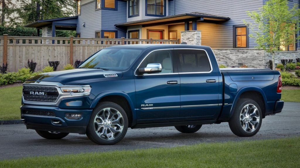 2022 Ram 1500 Limited 10th Anniversary Edition Redefines Luxury