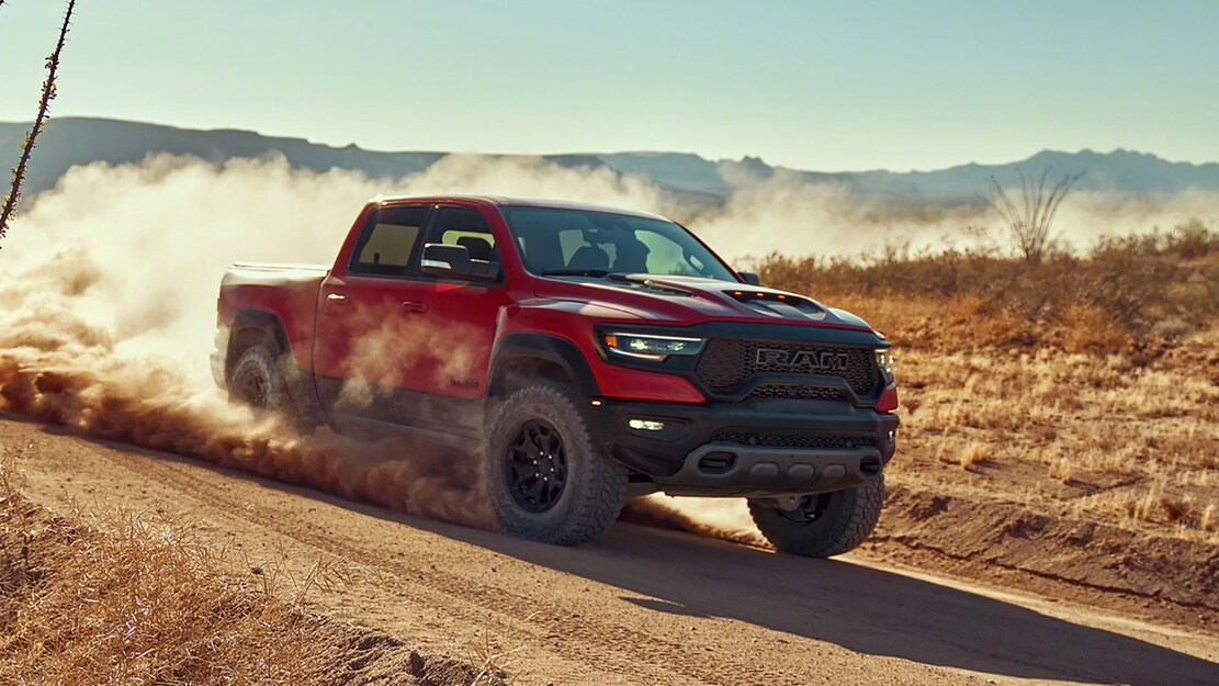2021 Ram 1500 Ranks First Among Light-Duty Pickups in New APEAL Study