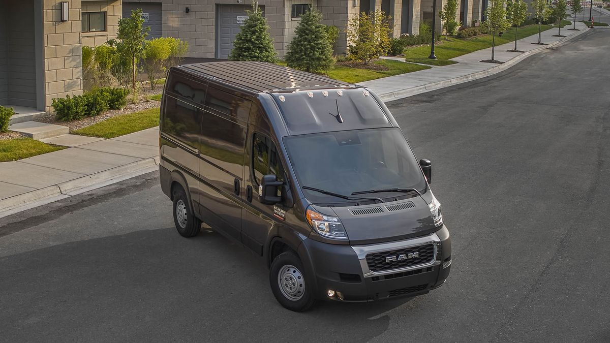 2022 Ram ProMaster Van Looks to be a Strong Competitor as a Transit Vehicle