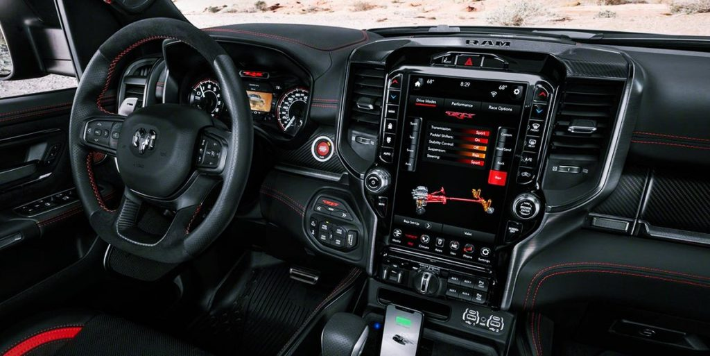 A Comprehensive Look at the 2022 Ram 1500 Crew Cab