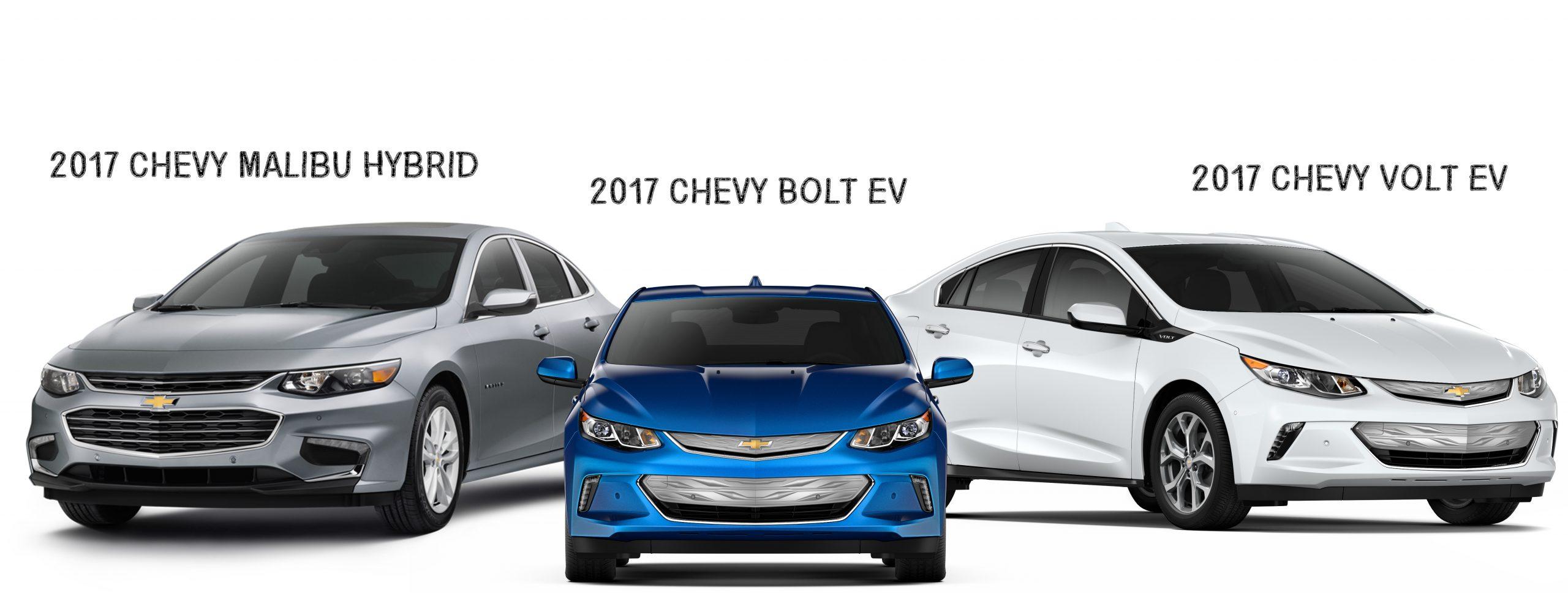 Miami Lakes Chevy 2017 PHEV EV Hybrid