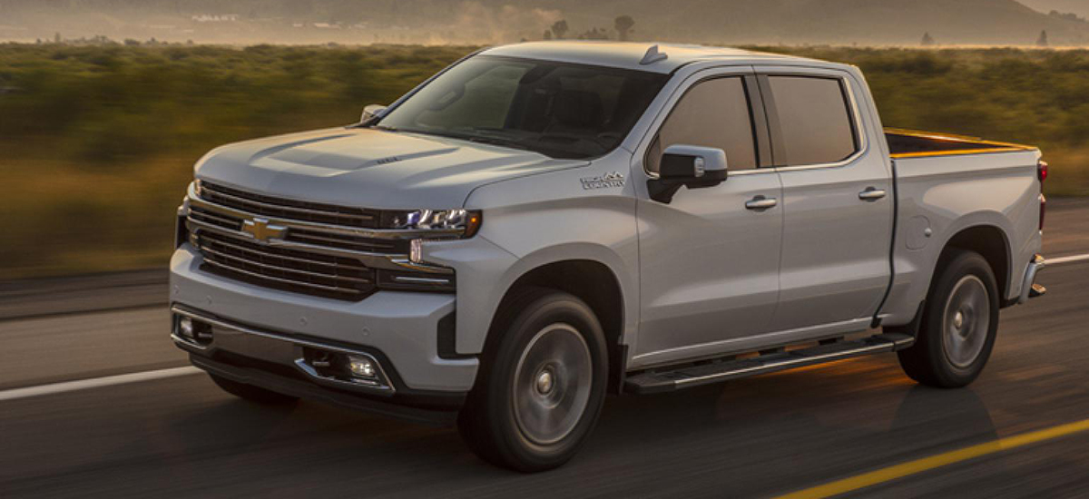 2019 Chevy Silverado Miami Lakes Automall