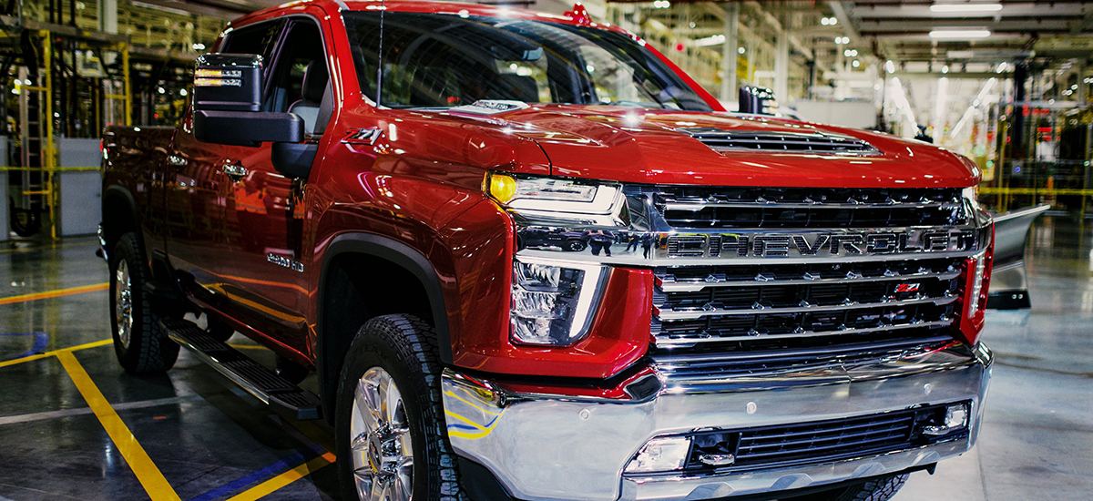 2020 Silverado HD To Cost Less Than Outgoing HD