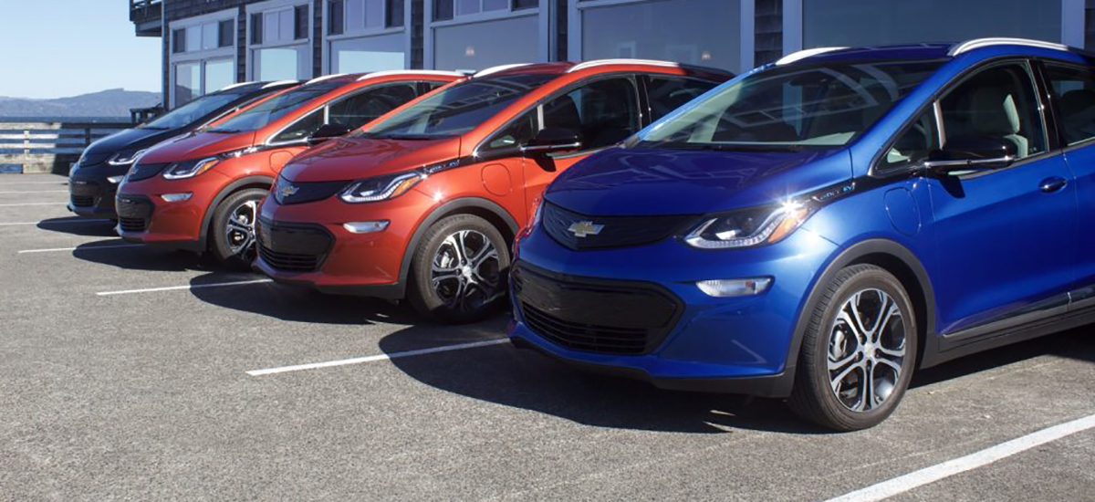 Future Plans For Chevrolet Brand's Upcoming Electric Vehicles