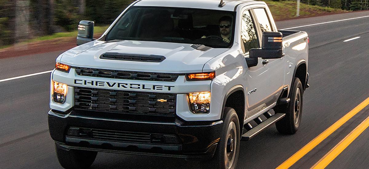 2020 Chevrolet Silverado 2500 HD Custom