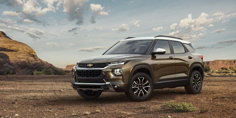 The Chevrolet Trailblazer Is Making A Comeback in 2021 With A 28 MPG Combined EPA Rating