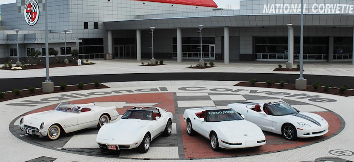 Chevrolet Raffles 1.75th Millionth Corvette For One Lucky Winner