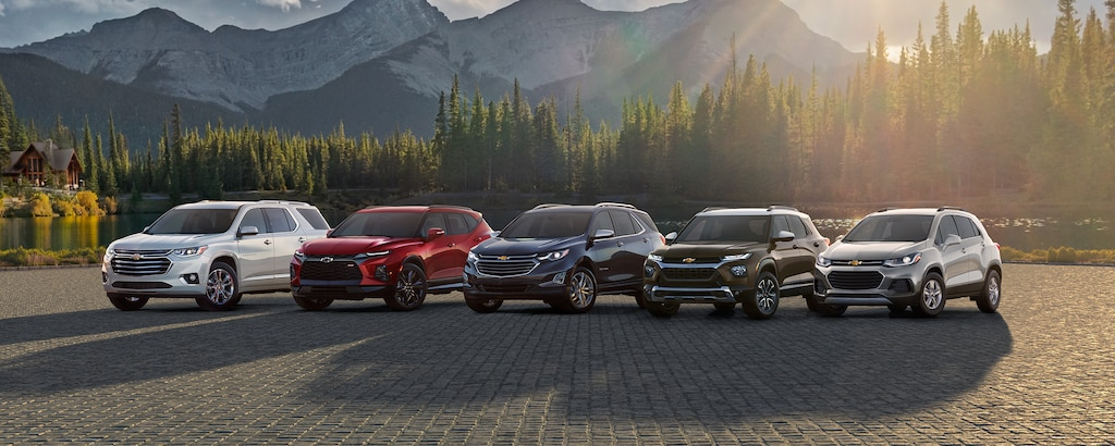 The 2021 Chevrolet SUV Lineup: Everything To Expect For The New Year