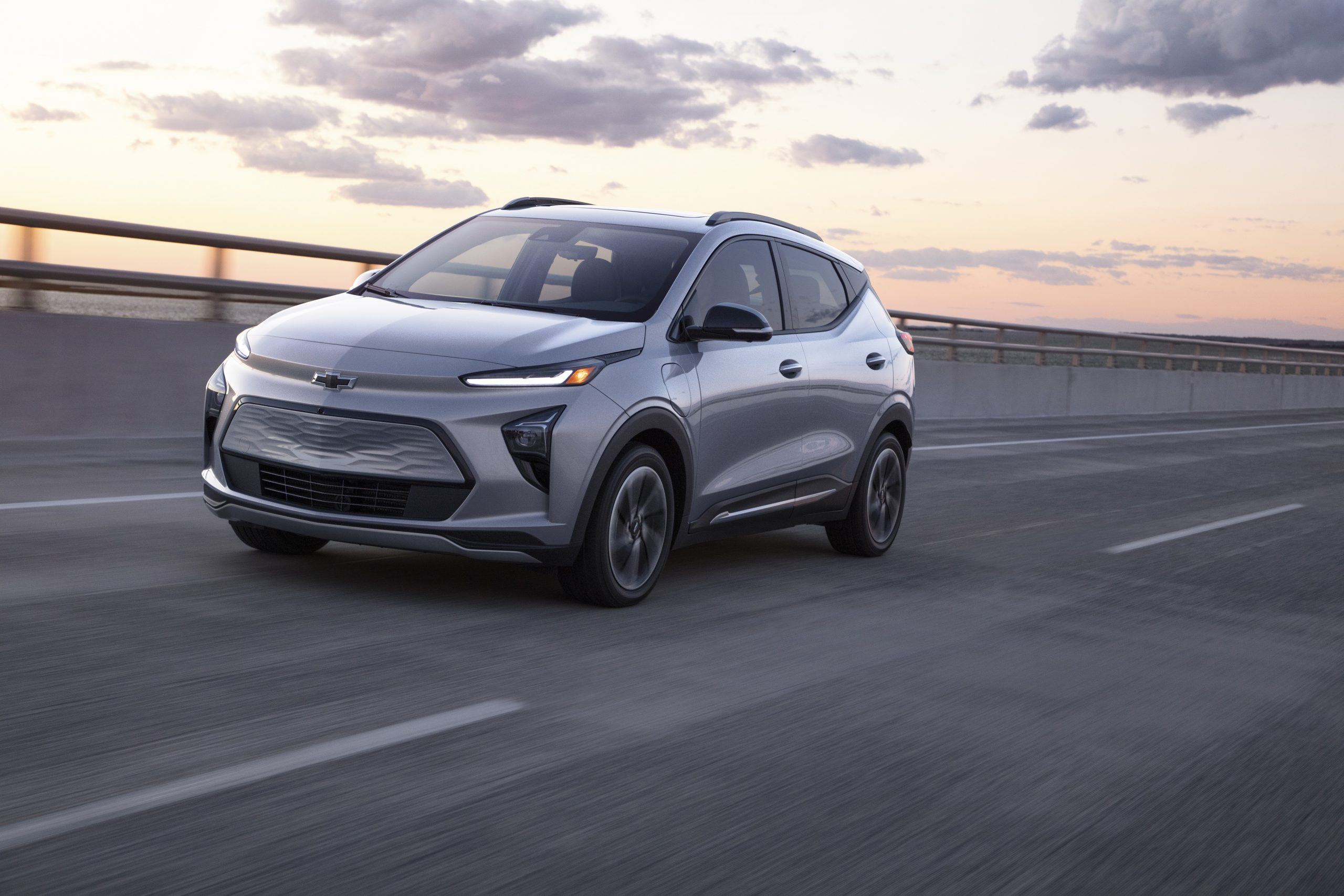 The Chevy Bolt EUV Skips Out On Automated Lane Change
