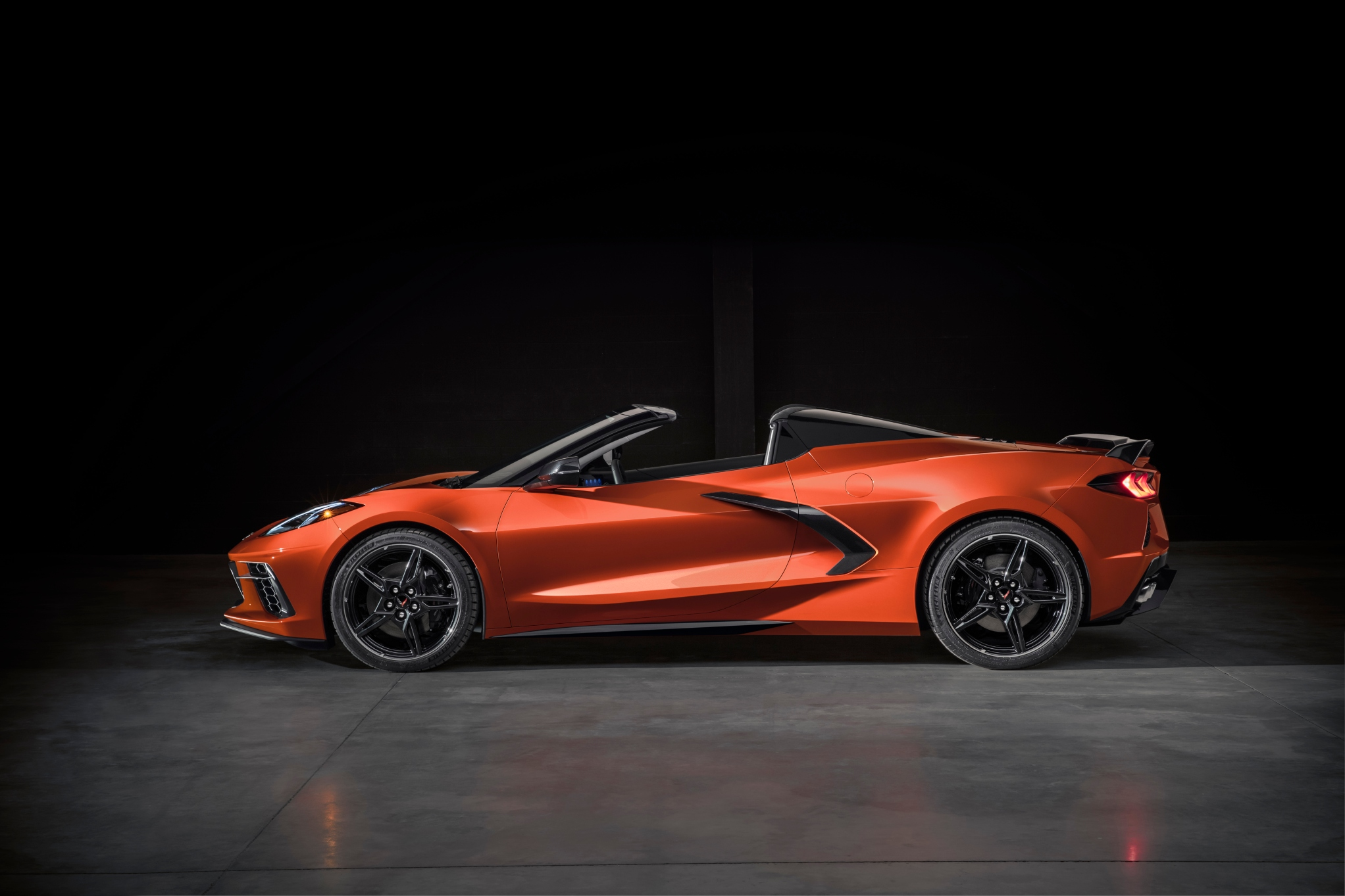 The Corvette Stingray Is Fast On The Road And The Fastest In North American Sales