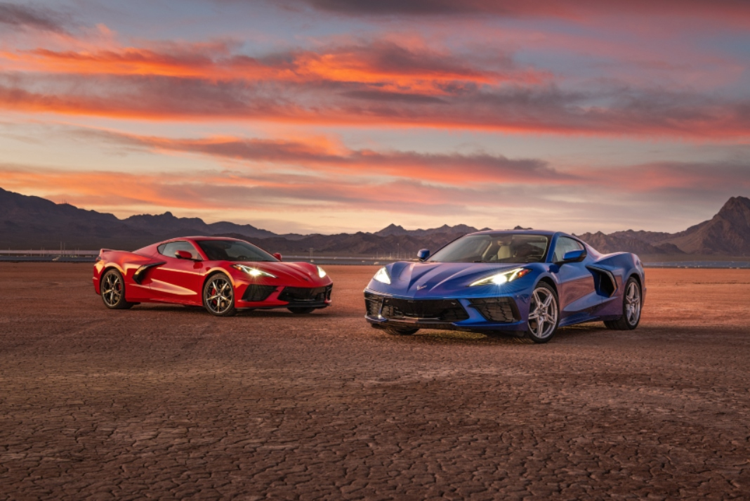 The Chevy Corvette Commands Authority With High Market Share During Q1 2021
