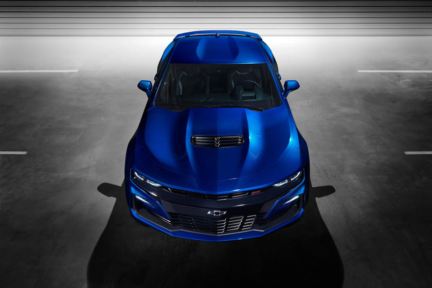 """Chevrolet Is """"Upgrading"""" To A 3-Cylinder Engine In Its New Camaro"""
