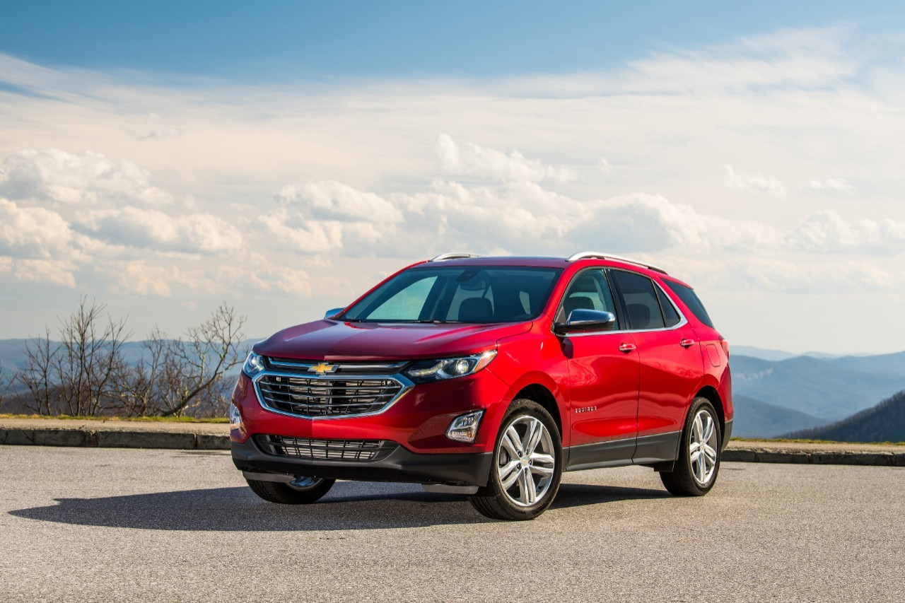 2022 Chevy Equinox Revamps Its Wardrobe With Four New Paint Colors