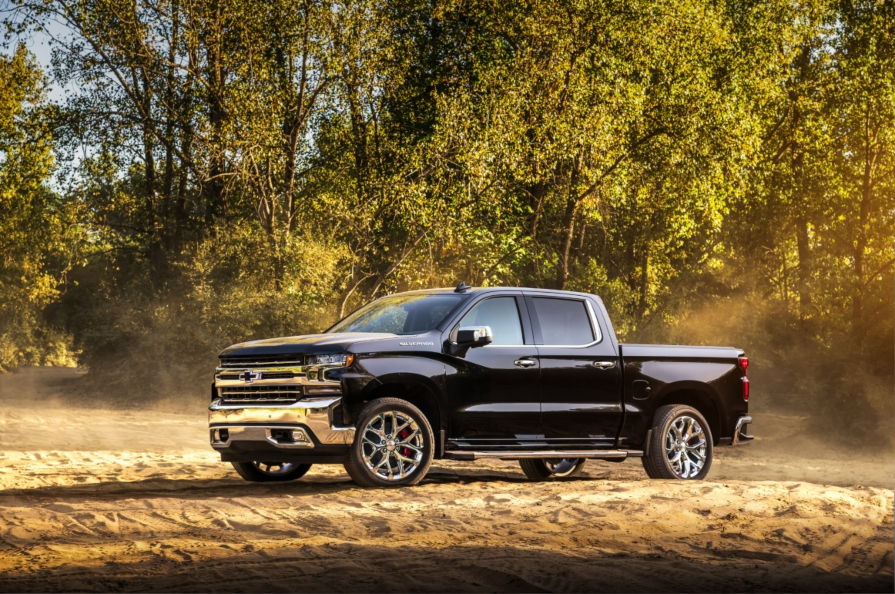 Chevrolet Proves That Its Design For Its Silverado 1500 Has True Buying Power