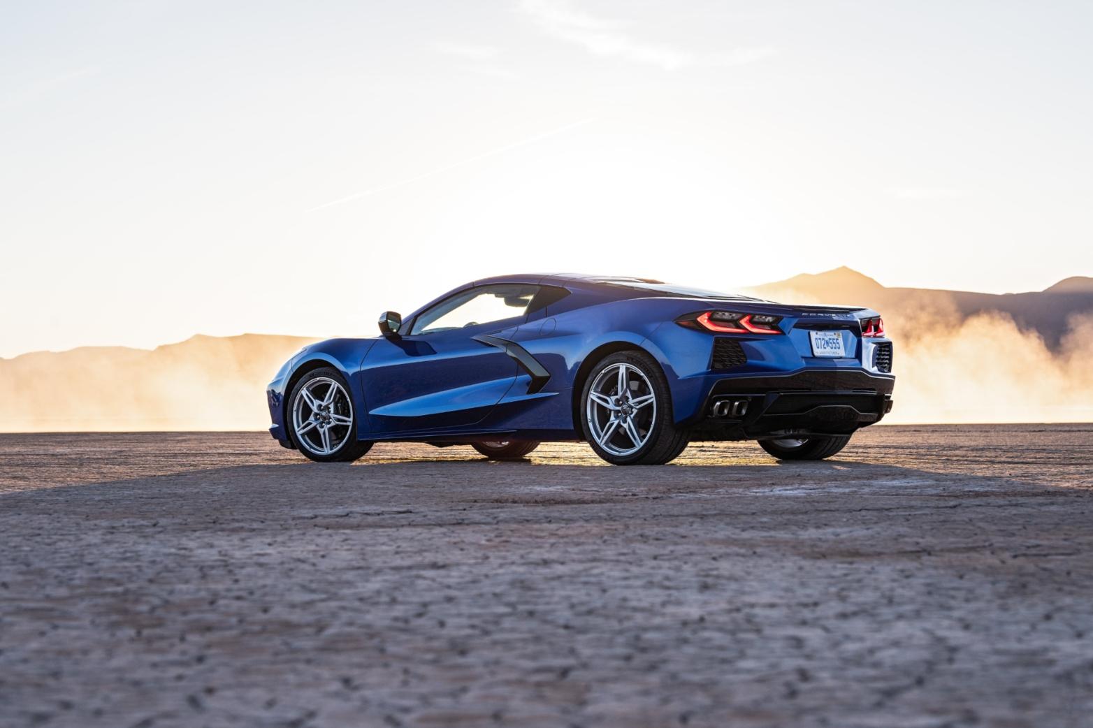2022 Chevy Corvette C8 Gets Some Sporty Improvements