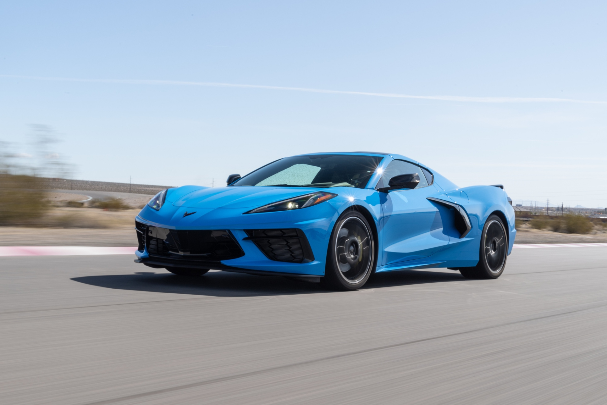 The Chevrolet Corvette Is Ranked As 2021's Fifth Most American-Made Car