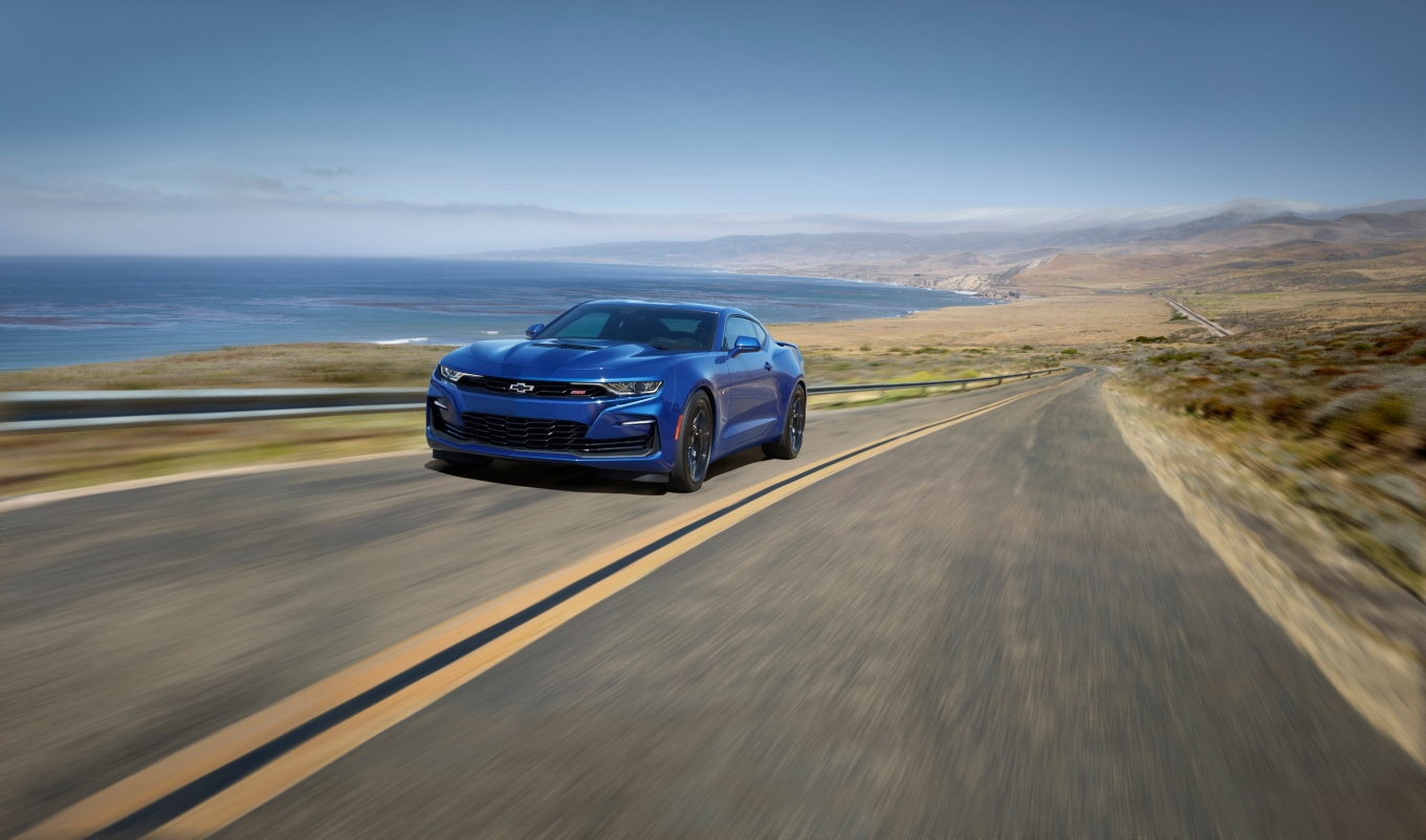 The 2022 Chevy Camaro Is Back In Action In More Ways Than One