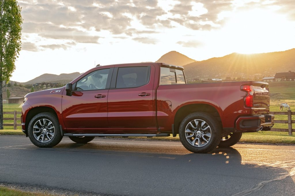 Revamped 2022 Chevy Silverado 1500 to Debut Soon