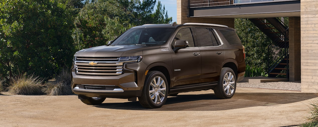 2022 Chevy Tahoe and Suburban to Receive Off-Road Performance Package
