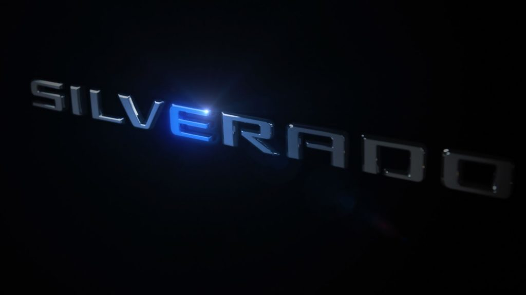 All-New All-Electric Chevy Silverado to Feature Rear-Axle Steering
