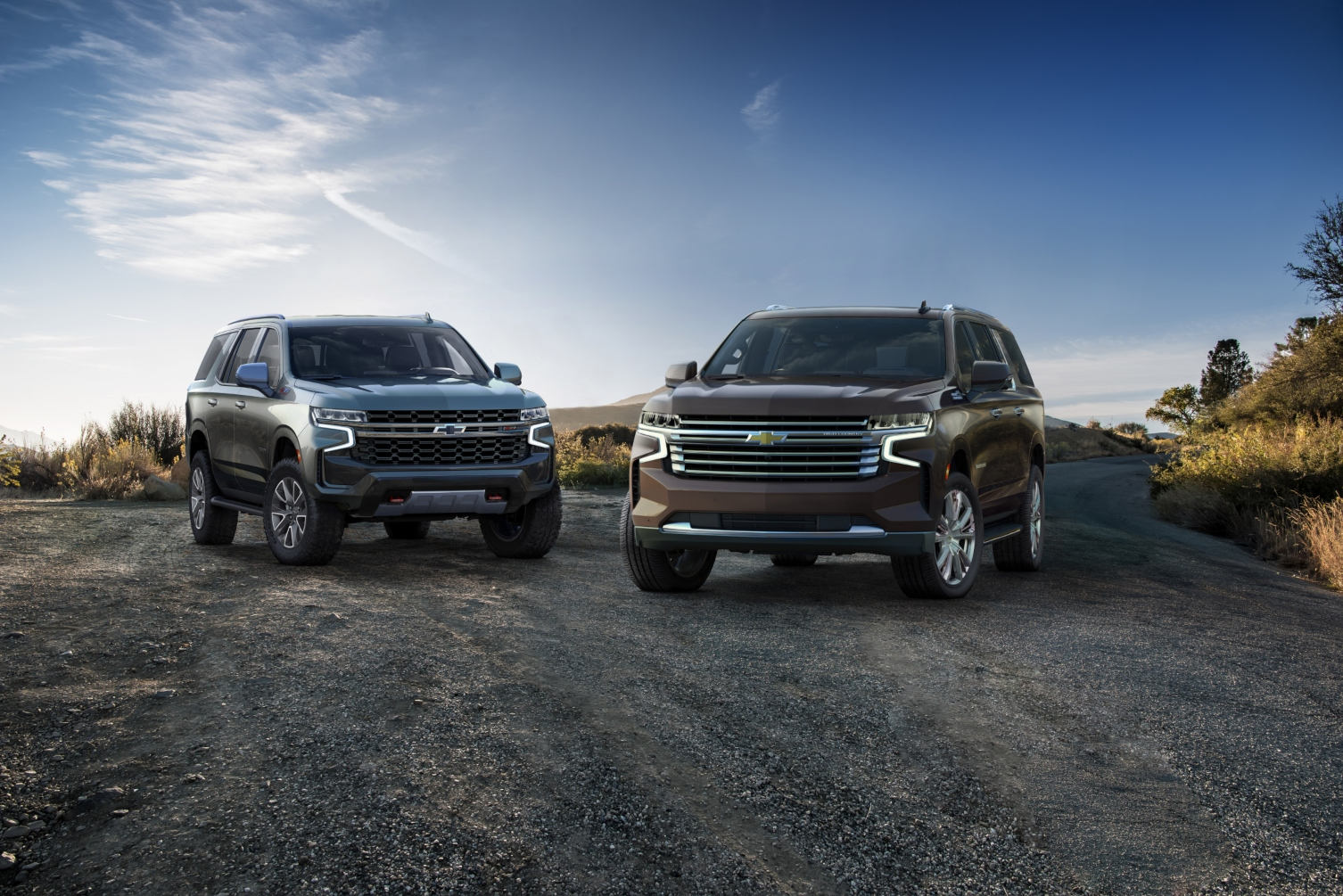 The 2022 Chevy Tahoe and Suburban Set The Standard For Full-Size SUVs