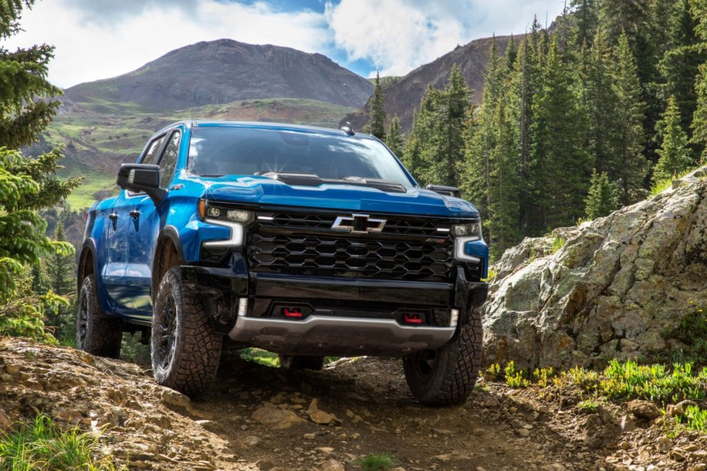 The 2021 Chevrolet Silverado Is Armed and Dangerous With Its Incredible Features