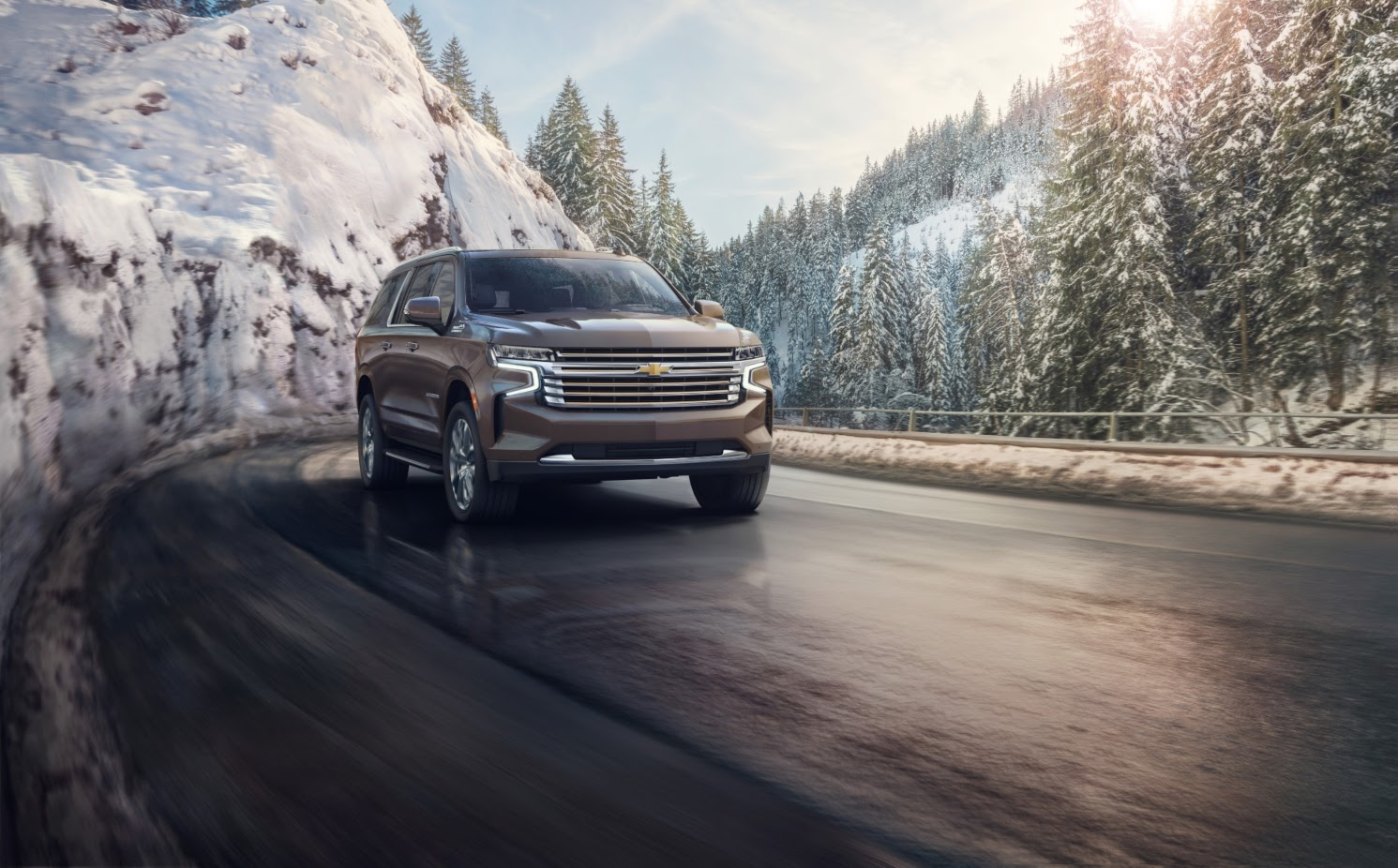 Top 5 Road Trip Features On The 2021 Chevy Suburban